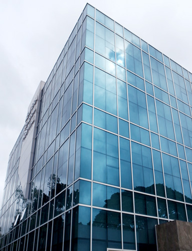 Aluminum Curtain Wall Facade
