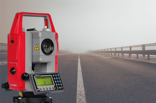 Total Stations for Surveying, Construction, Mapping