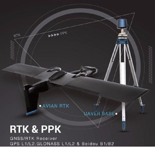 Avian – RTK PPK Unmanned Aerial Vehicle