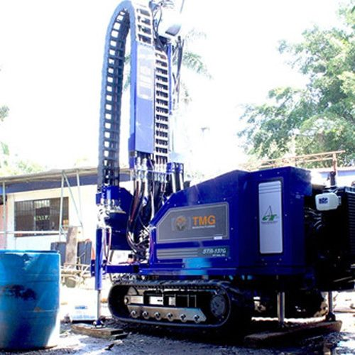 TMG 137G SPT and Wireline Rotary Core Test Drill Rig