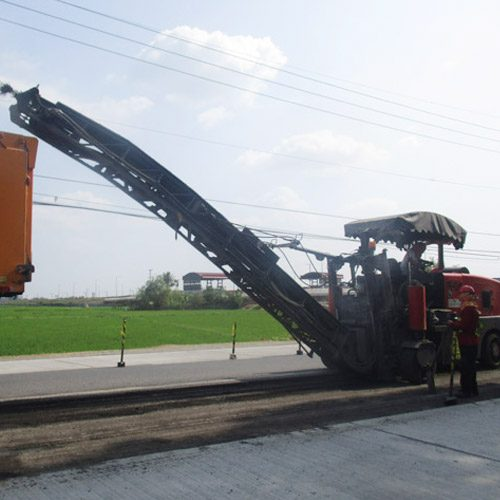 Pavement Milling