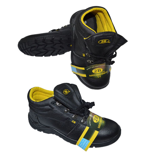 Safety Shoes High Cut
