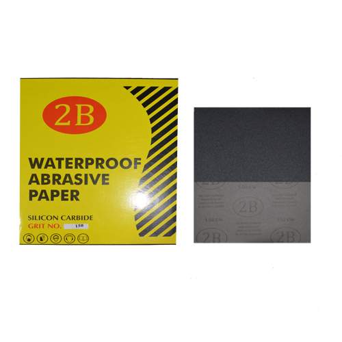 Waterproof Sandpaper