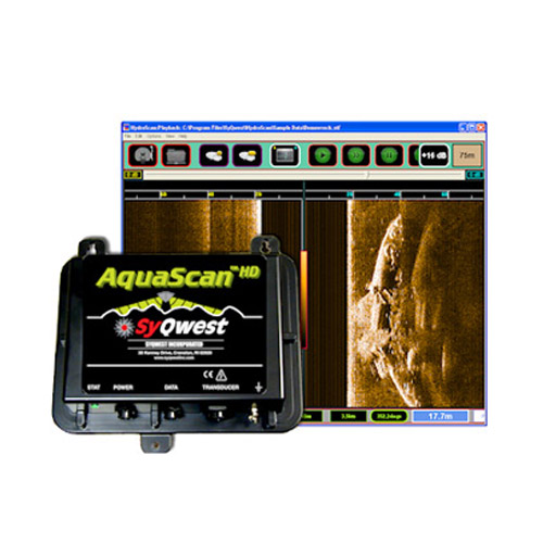 Aquascan SyQwest Side Scan Sonar