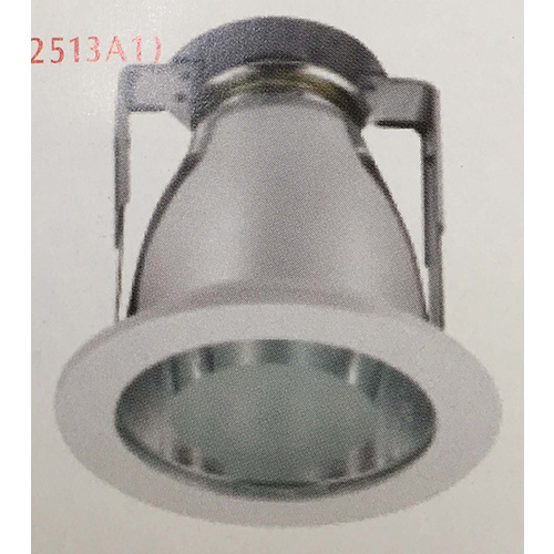 Downlight with Cover